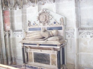 "Tomb of ""The Noble Imp"""