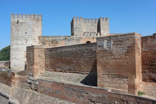 My Visit to the Alhambra in Granada, Spain - The Anne Boleyn Files