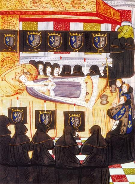 Anne of Brittany's Death