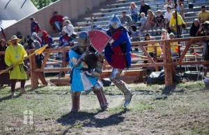 1 on 1 Medieval Fighting