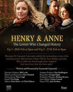 Henry and Anne TV programme