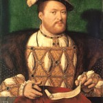 28th June 1491 - The birth of Henry VIII, son of Henry VII