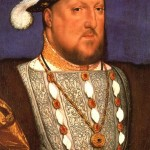 25 April 1536 - Henry VIII is in hope of a son