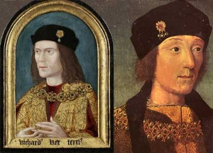 Richard III and Henry VII