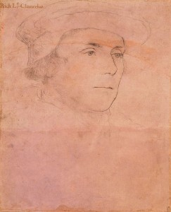 Richard Rich by Hans Holbein the Younger
