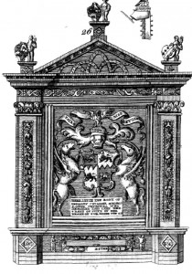 Fig. 9: Gregory Cromwell's tomb monument, Launde Abbey chapel