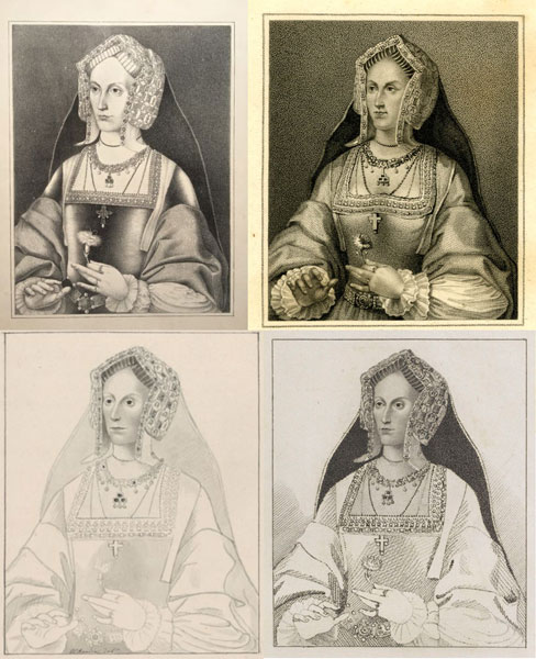Prints of Lady Bergavenny