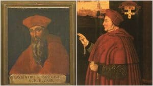 Wolsey and Campeggio