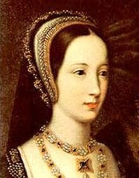 Mary Tudor Queen of France