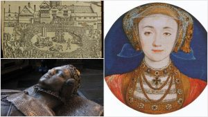 Anne Askew, Anne of Cleves and Frances Brandon
