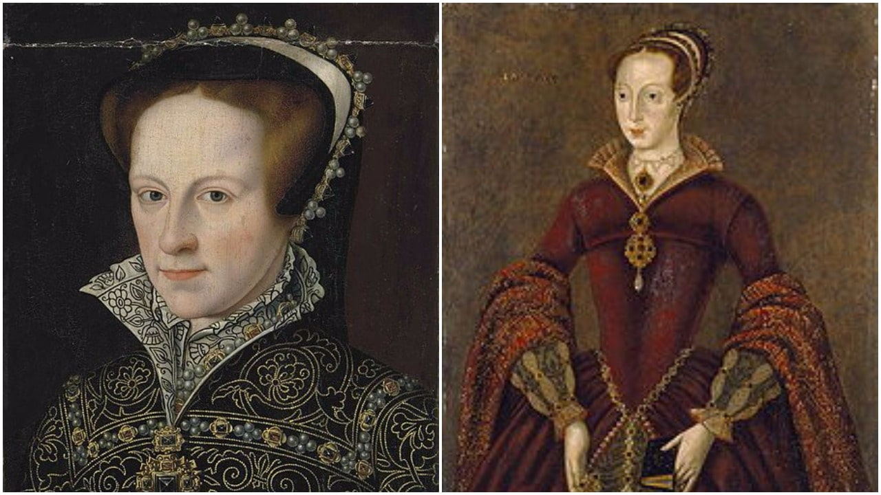 lady jane grey and queen mary i who was the usurper the anne rh theanneboleynfiles com