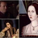 29 April 1536 - Anne Boleyn and two courtiers
