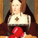 12 June 1530 - Henry VIII gets a telling off from Catherine of Aragon