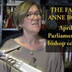 27 April 1536 - Parliament and a bishop consulted - The Fall of Anne Boleyn