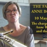 10 May 1536 - The charges against Queen Anne Boleyn and the men - The Fall of Anne Boleyn