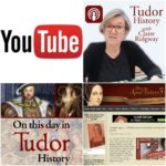 On this day in Tudor history - lots of ways to enjoy these events!