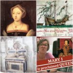 19 July - Mary Boleyn, a new queen, the Mary Rose and a noble imp